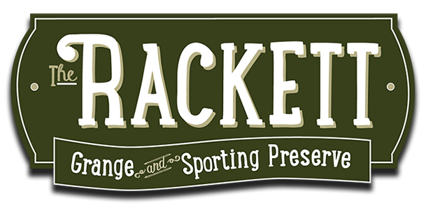 The Rackett Grange and Hunting Preserve Logo