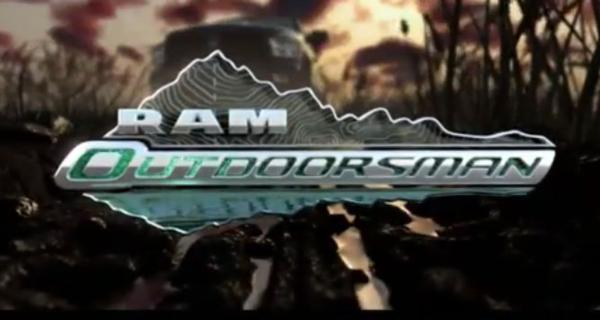 Hunt The Rackett featured on Ram Outdoorsman's New Trailer
