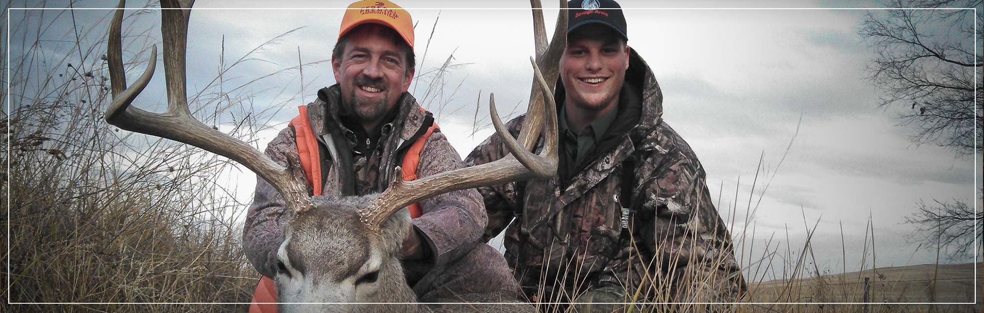 Western Nebraska Big Game Hunts