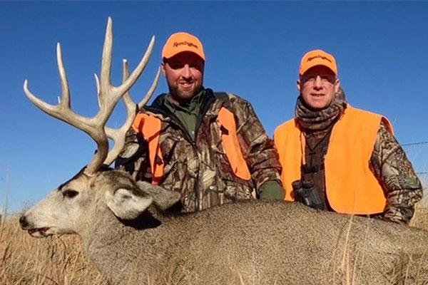 Nebraska Whitetail Deer Hunting