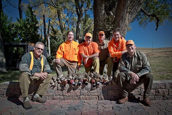 Nebraska Corporate Pheasant Hunts