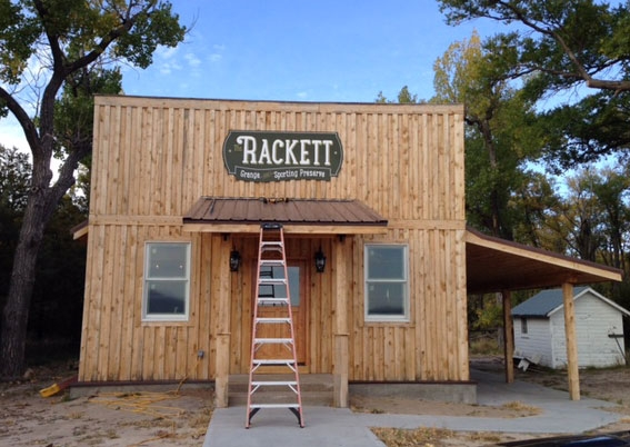 History Of Rackett Nebraska And The Rackett Grange Hall