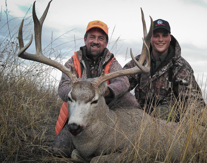 Guided Big Game Hunt Packages